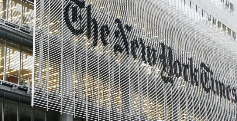 NYT Blew The Lid On Weinstein, But Lack Transparency On Their Own Staff
