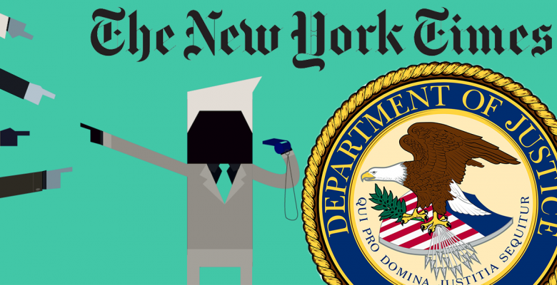 Trump Whistleblower NYT