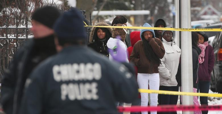 Why Don't We Talk About Gun Violence In Chicago?
