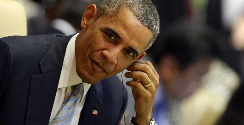 Wiretap: Obama's Legacy Just Got Dealt Its Final Blow