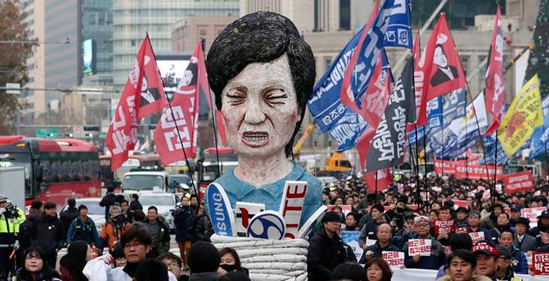 The Trial Of South Korea's Presidential Shadow Advisor