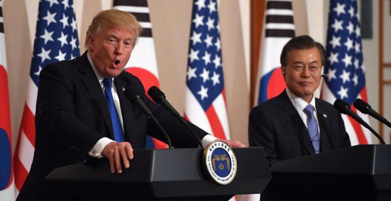 South Korean President Says Trump Should Get Nobel Peace Prize