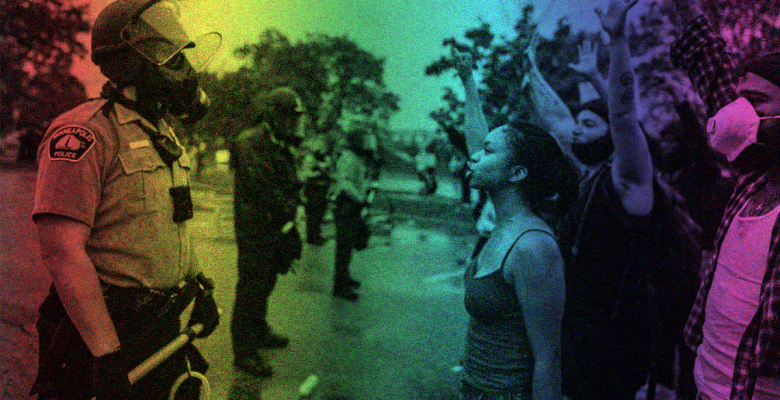 Why We Must Choose Peaceful Protest, Even When it Feels Impossible