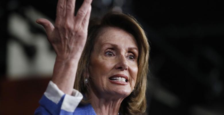 Nancy Pelosi Condemns Antifa Violence In Berkeley
