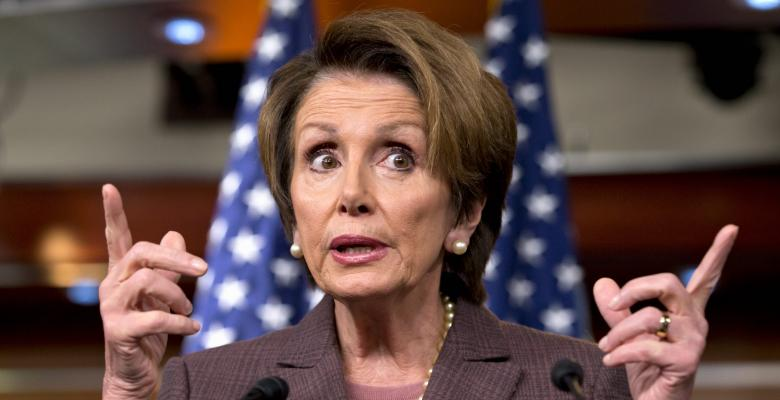 Pelosi: A 'Moderate' In An Increasingly Radical Party