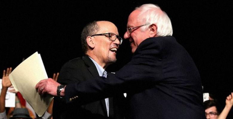 DNC Chair STILL Denies 2016 Primary Rigged Against Sanders