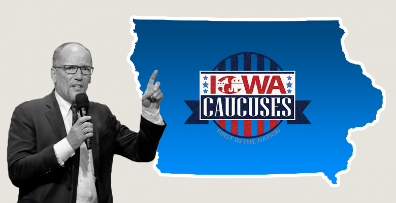 Tom Perez Says Iowa May Lose First in the Nation Status After Disastrous Caucuses