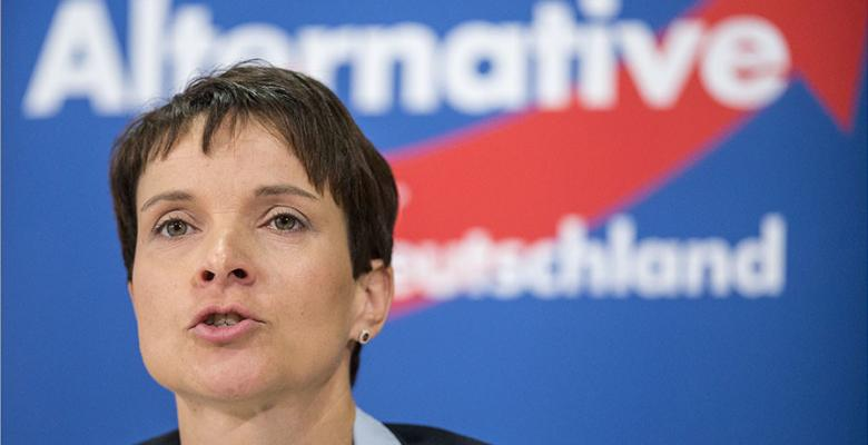Anti-EU AfD Party Gains 12% Of Vote In German Elections