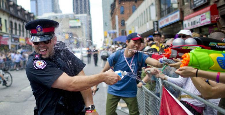 Pride T.O. Might Lose City Funding Over Police Ban
