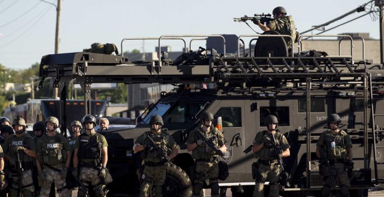 Police Militarization: Give Our Cops The Gear They Need