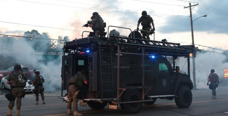 Police Militarization: This Is Not War, We Are Not Combatants