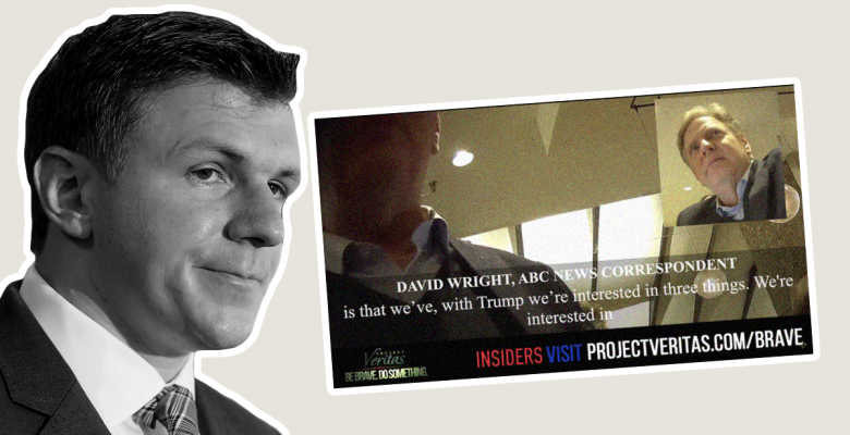 ABC Suspends Reporter Caught on Secret Recording by James O'Keefe's Project Veritas