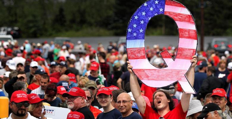 QAnon: The Latest Viral Conspiracy Theory Targeted To Trump Supporters