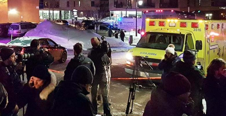 The Quebec City Shooting: Calling A Spade A Spade