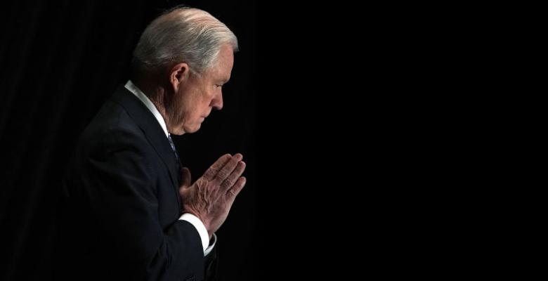 Sessions' Religious Liberty Task Force Is A Nod To Christian Nationalists
