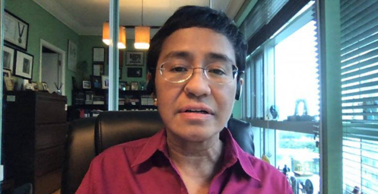 """Duterte Critic Maria Ressa Convicted of Cyber Libel in the Philippines: """"Politically Motivated"""""""