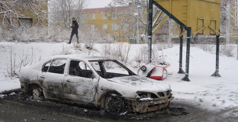 Rinkeby: How Riots In Sweden Were Stripped Of Their Context