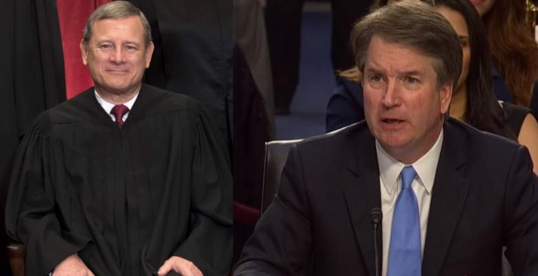 Justice Roberts Orders New Investigation Into Brett Kavanaugh Misconduct Claims