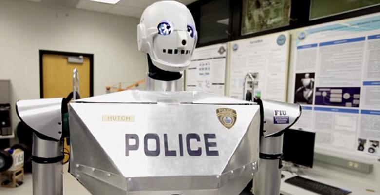 Robocops: Soon To Be Reality, At Least In London
