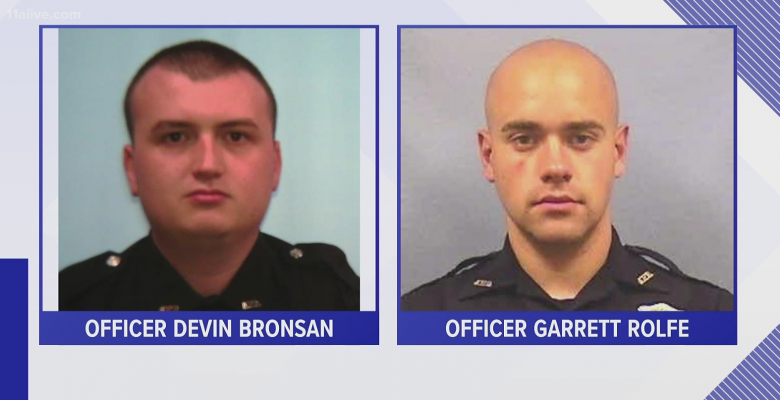 Fired Atlanta Cop Charged With Murder in Rayshard Brooks Shooting