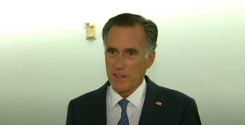 Mitt Romney Backs Supreme Court Vote, Paving the Way For Trump's Nominee