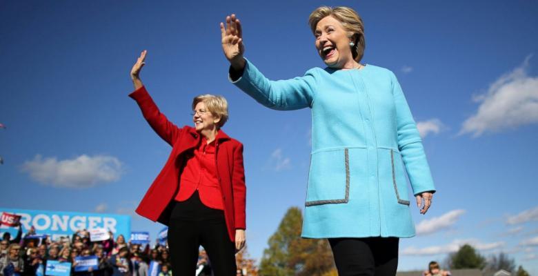 Senator Elizabeth Warren: America's New Favorite Feminist