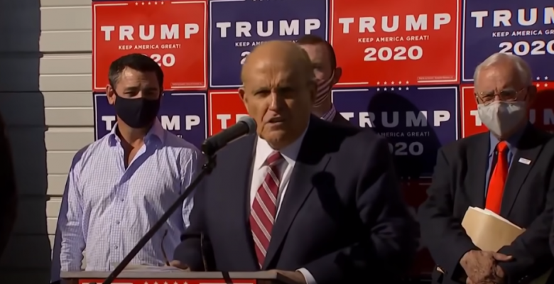 Trump Campaign Drops Dubious Claim That GOP Poll Observers Were Blocked From PA Lawsuit