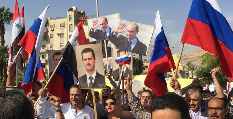 So Much for Leaving: Russia Takes Over Syria's Oil, Gas