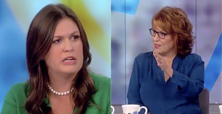 Sarah Huckabee Sanders Takes On 'The View'