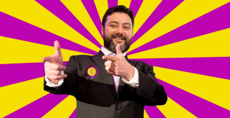 Police Investigate UKIP Candidate Carl Benjamin Over Fake Tweets Requesting Child Pornography