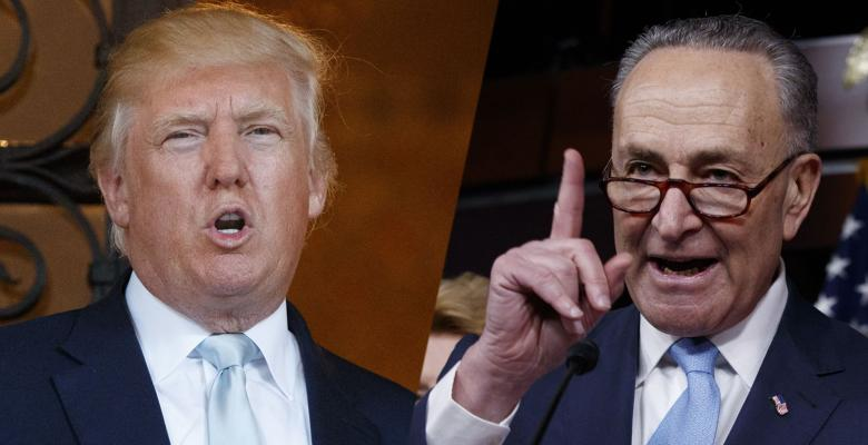 Schumer And Trump Are Playing A Dumb Game On DACA