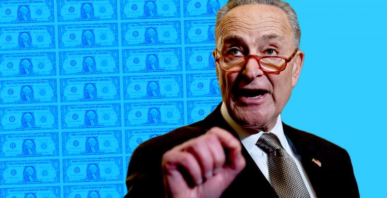Democrats Block Trump's Company From Getting Bailout in Coronavirus Stimulus Bill