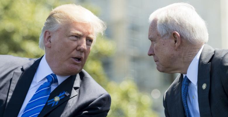 Why Trump's Relationship With Sessions Is Falling Apart