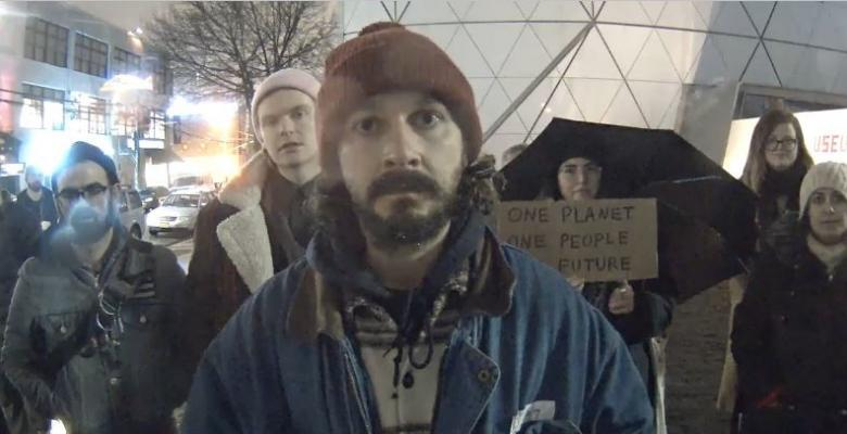 """He Will Not Divide Us"": Let's Appreciate The Irony"
