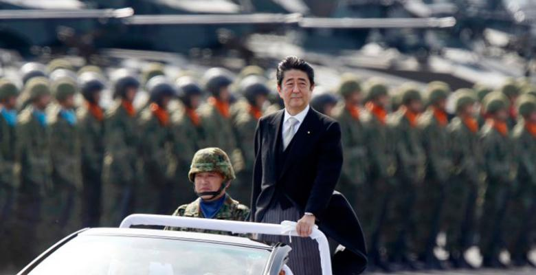 North Korea Has Made Japan Rethink Pacifist Constitution