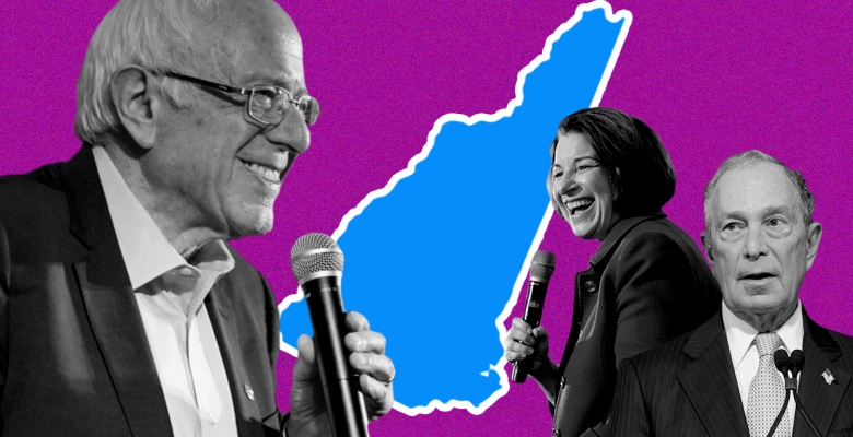 Amy Klobuchar, Mike Bloomberg Score Small Wins in New Hampshire Primary As Bernie Sanders Surges