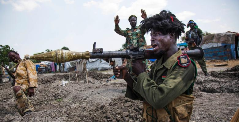 South Sudan Struggles with Continued War, a Break from the Arabic World