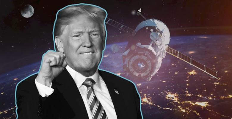 Will The 'Space Force' Be The U.S.'s Sixth Military Branch?