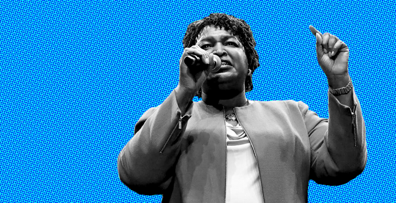 """Stacey Abrams Would """"Absolutely"""" Accept VP Role: """"Of Course I Want It"""""""