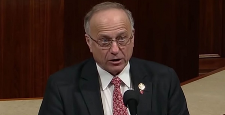 GOP Removes Steve King From All Committees Over White Supremacy Comments