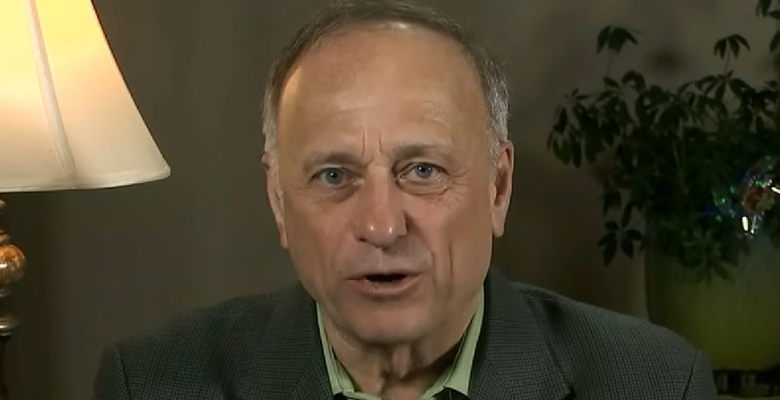 Rep. Steve King Drops in Poll, Loses Funders, Denounced by Top GOP Official for Embracing Nazis