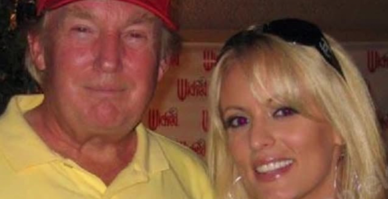 Judge Orders Stormy Daniels to Pay $293K in Trump's Legal Fees