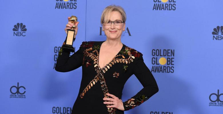 Delusional: Meryl Streep Imagines Administration Full Of Celebrities