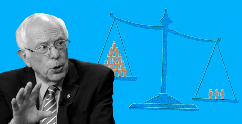 Democratic Leaders Say They're Willing to Hurt Their Party to Stop Bernie Sanders
