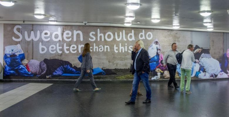 'White Guilt' Is Making Sweden's Migrant Crisis Worse