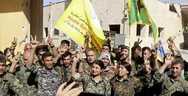 U.S. May Cut Off Arms Supply To Syrian Kurds Who Fought ISIS