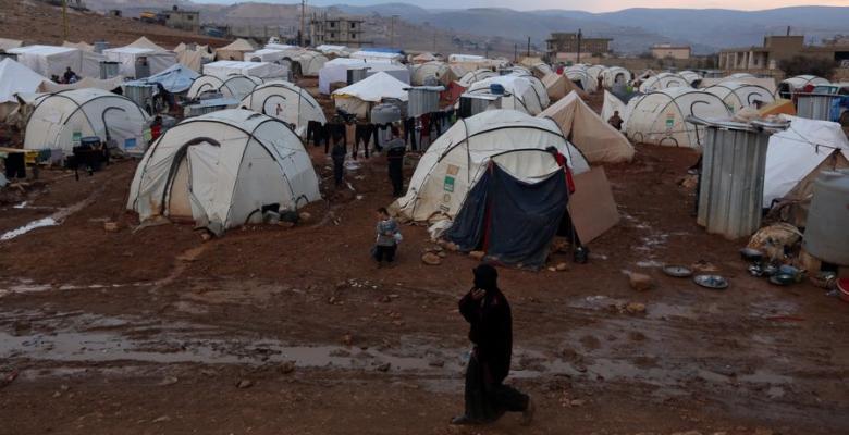 Lebanon's Syrian Refugees Linger In Limbo