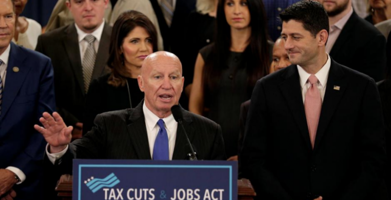 House Republicans Quietly Green-Light New $3 Trillion Round of Tax Cuts