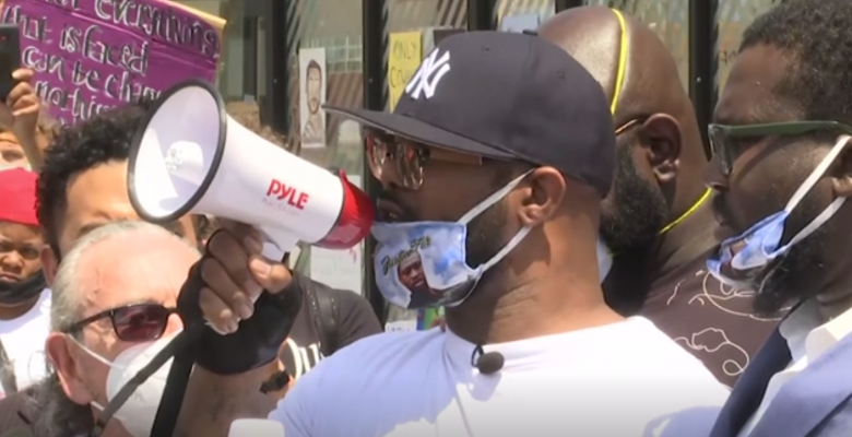 George Floyd's Brother Calls For Peace Among Violent Protests