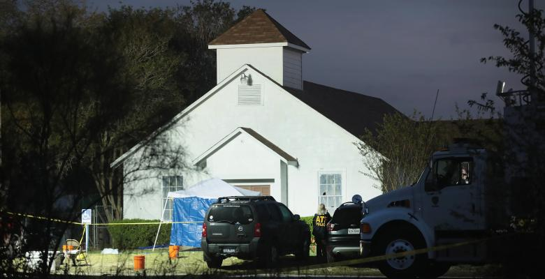 Intelligence Sharing Could Have Prevented Texas Shooting